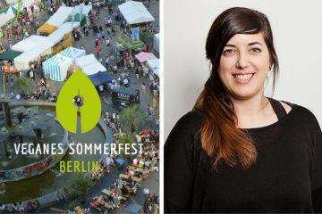 Veganes Sommerfest Berlin Deutschlandistvegan