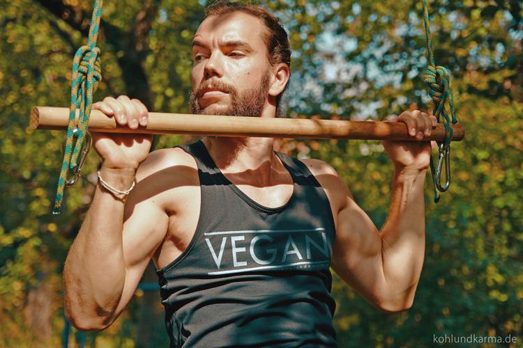 Sebastian Klimmzug - Vegan sein - Das Bewusstsein ändert sich: Gesundheit/Fitness - kohlundkarma