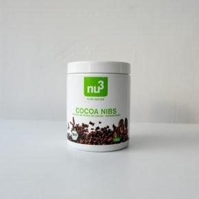 nu3 cacao nibs