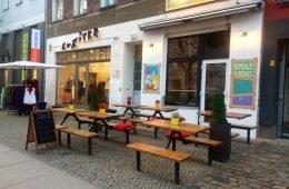 Lias's Kitchen Imbiss Berlin