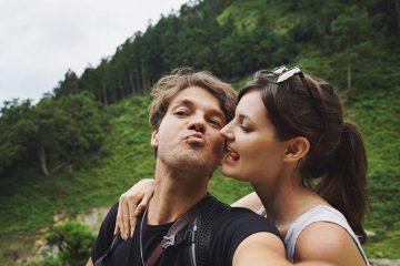 Libby und Marcel Japan