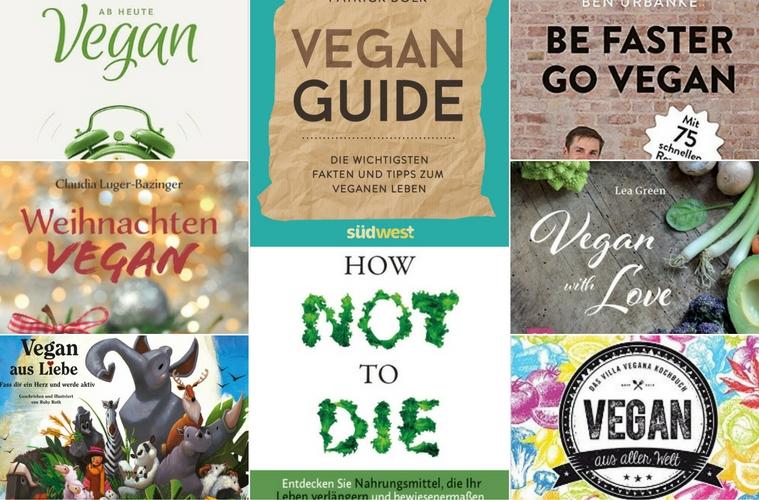 vegane Bücher