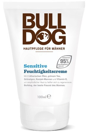 Bulldog Sensitiv Feuchtigkeitscreme