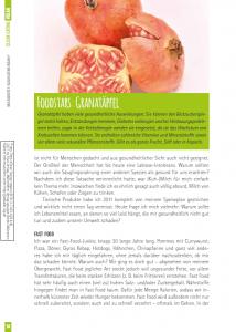 Clean Eating Granatapfel