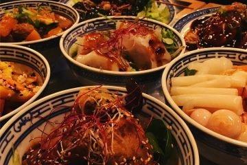 Vegan vietnamesich Essen