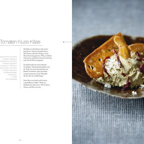 Buch vegan cuisine Rezept