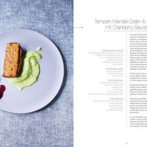 Vegan cuisine Rezept Tempeh