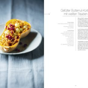 Vegan cuisine Rezept Kuerbis