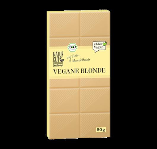 Vegane Schokolade gibt es auch beim Discounter penny