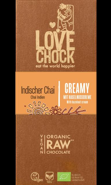 Vegane Schokolade von Lovechock