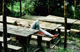 vegan entspannung