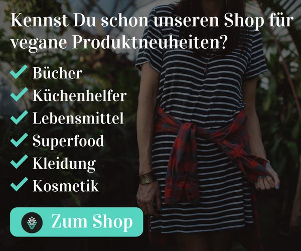 veganer Shop Deutschland isst vegan