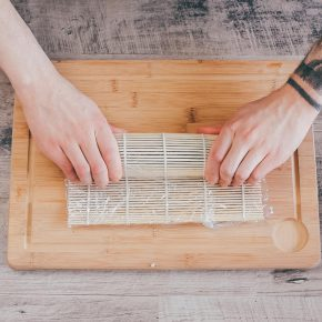 Veganes Sushi selber zubereiten