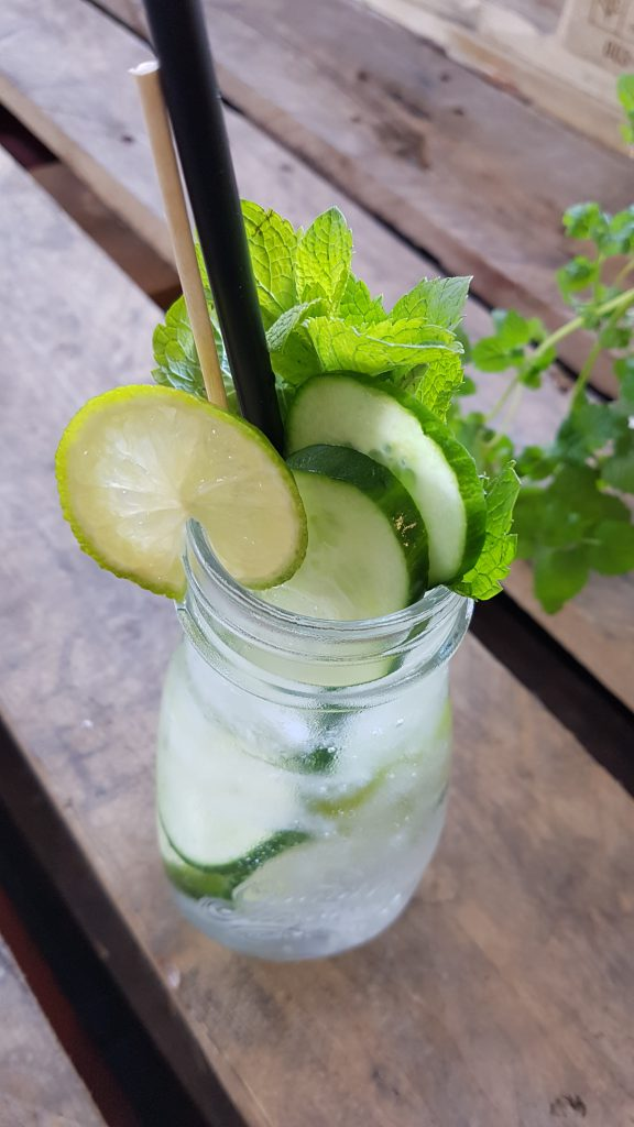 Gurkenlimonade Erfrischungsgetränk