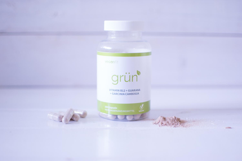grün Vitamin B12 Superfood
