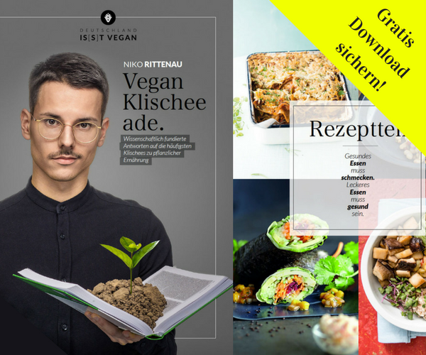 eBook Vegan Klischee ade