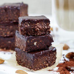 Vegane Brownies Rezept