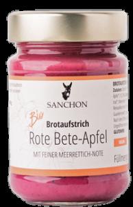 Sanchon Rote Bete-Apfel