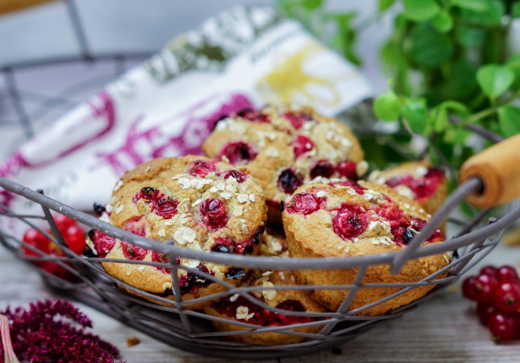 Muffin Grundrezept vegan