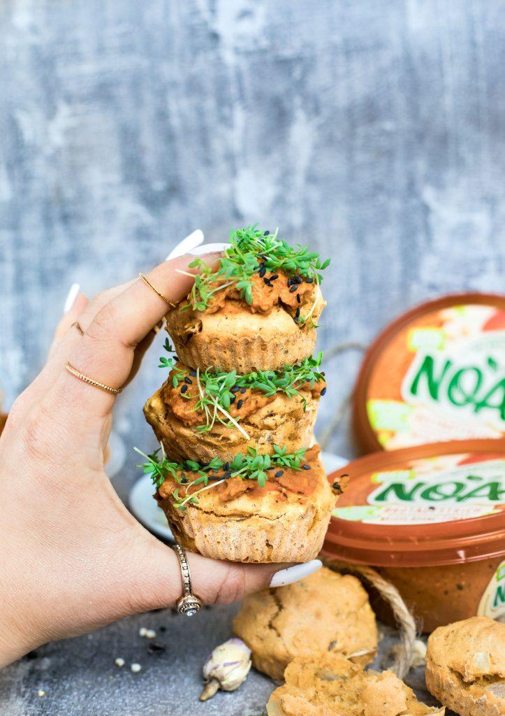 Noa Aufstrich Muffins (2)