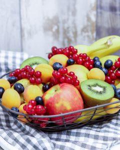 Obst für Porridge Rezept