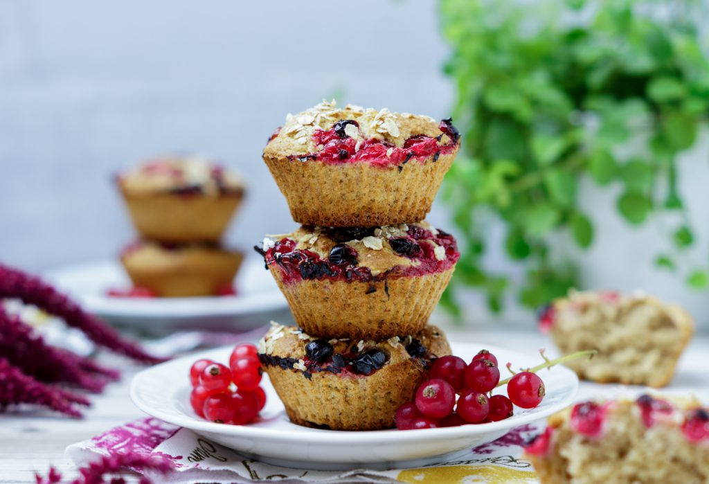 Muffins Grundrezept vegan Wer will Süßes? Muffins, Cookies, Waffeln und Co. - unsere zehn Lieblingsrezepte