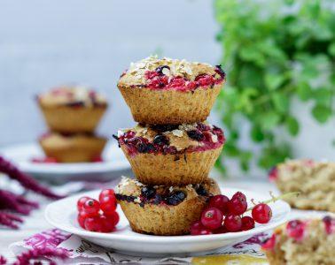 Muffins Grundrezept vegan