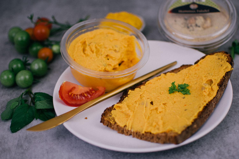 Vegan bei Aldi - Hummus