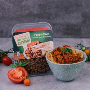 Vegan bei Aldi - Veggie-Hack