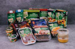 Vegane Produkte bei Aldi