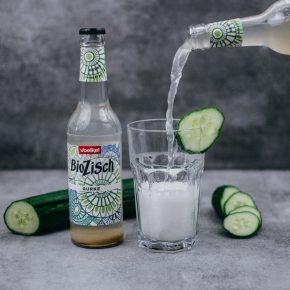 Voelkel Limonade - BioZisch Gurke