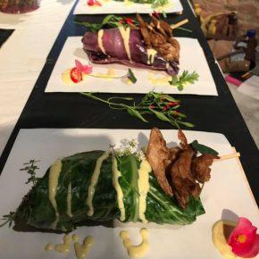 Wilde Küche Gericht