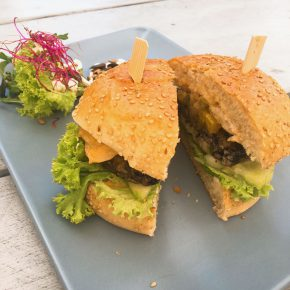 Wilde Küche Burger