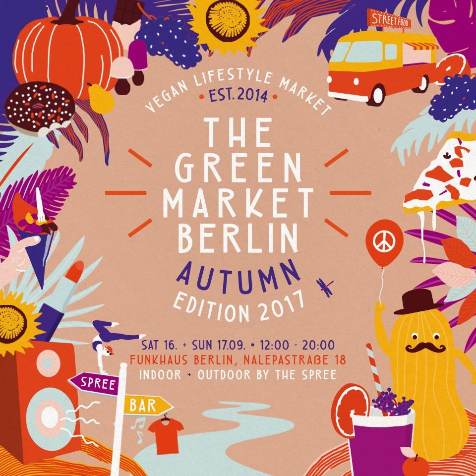Green Market Berlin