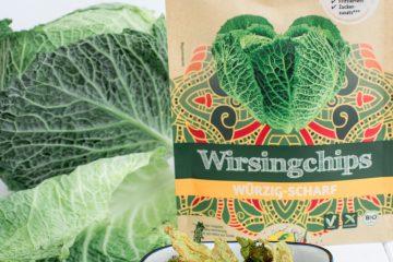 Gemüsechips von der biozentrale