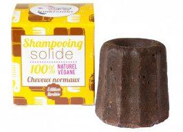festes shampoo schokolade
