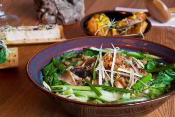 vegan asiatisch curry gericht speise japanisch