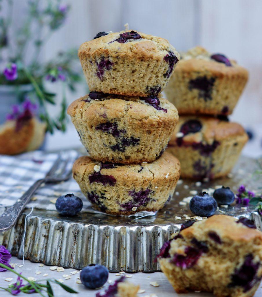 vegane muffins drei leckere muffins rezepte deutschland is s t vegan. Black Bedroom Furniture Sets. Home Design Ideas