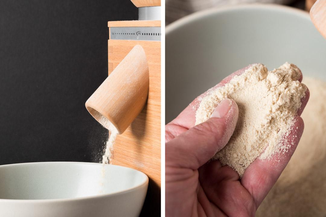 getreide selber mahlen sinnvoll oder unn tig verlosung einer komo getreidem hle. Black Bedroom Furniture Sets. Home Design Ideas