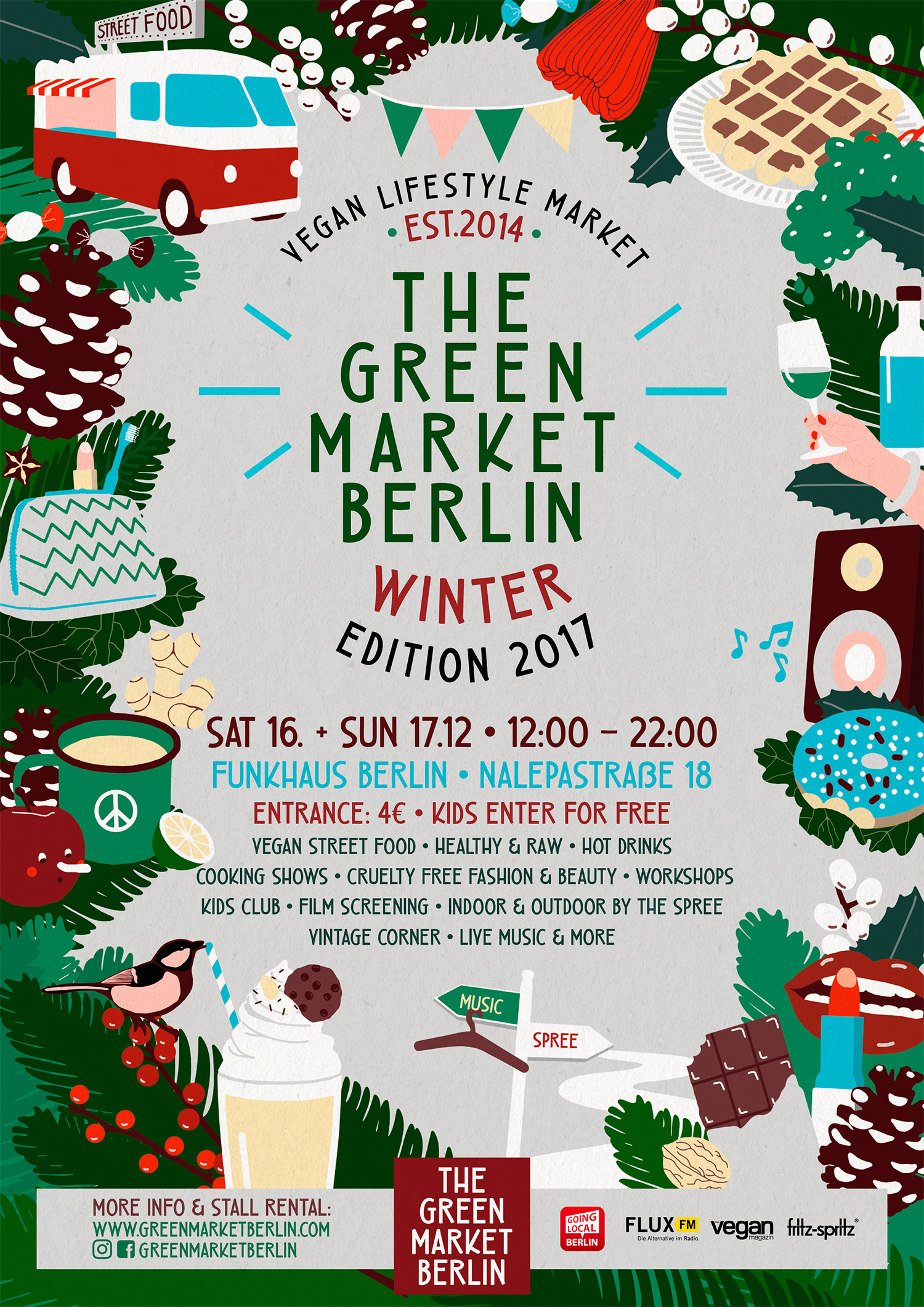 the green market programm