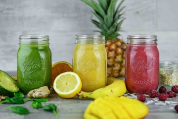 Gesunde Smoothies