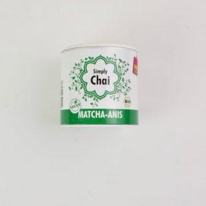 Matcha Anis Pulver von SImply Chai