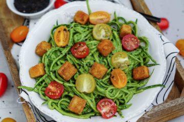 Vegan essen im La Piazza Toscana in Bad Homburg
