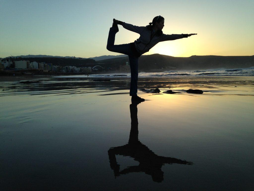 yoga, balance, selbst