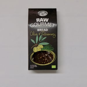 Gourmet Bread Raw von Simply Raw
