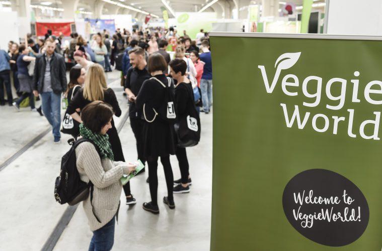 VeggieWorld-Eingangsbereich