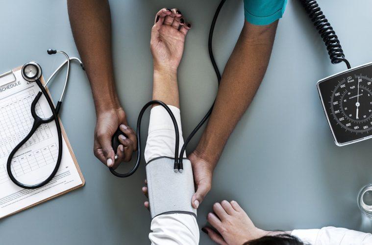 Patient Arzt