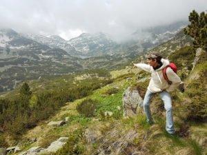 Pirin Gebirge