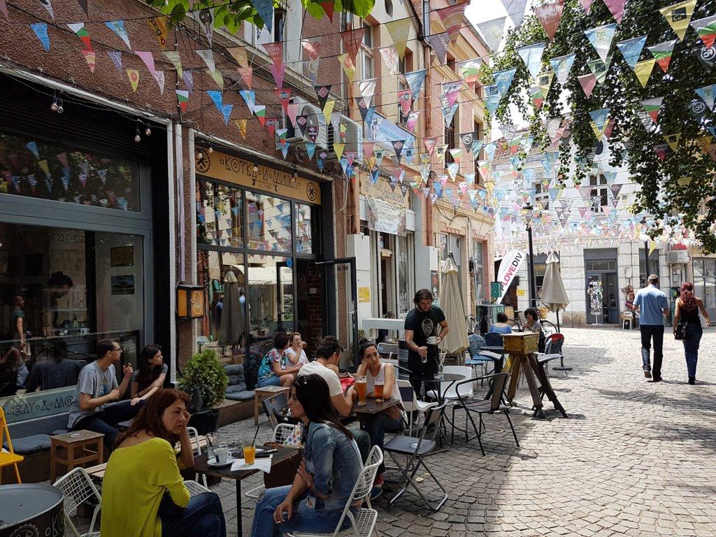 Altstadt von Plovdiv