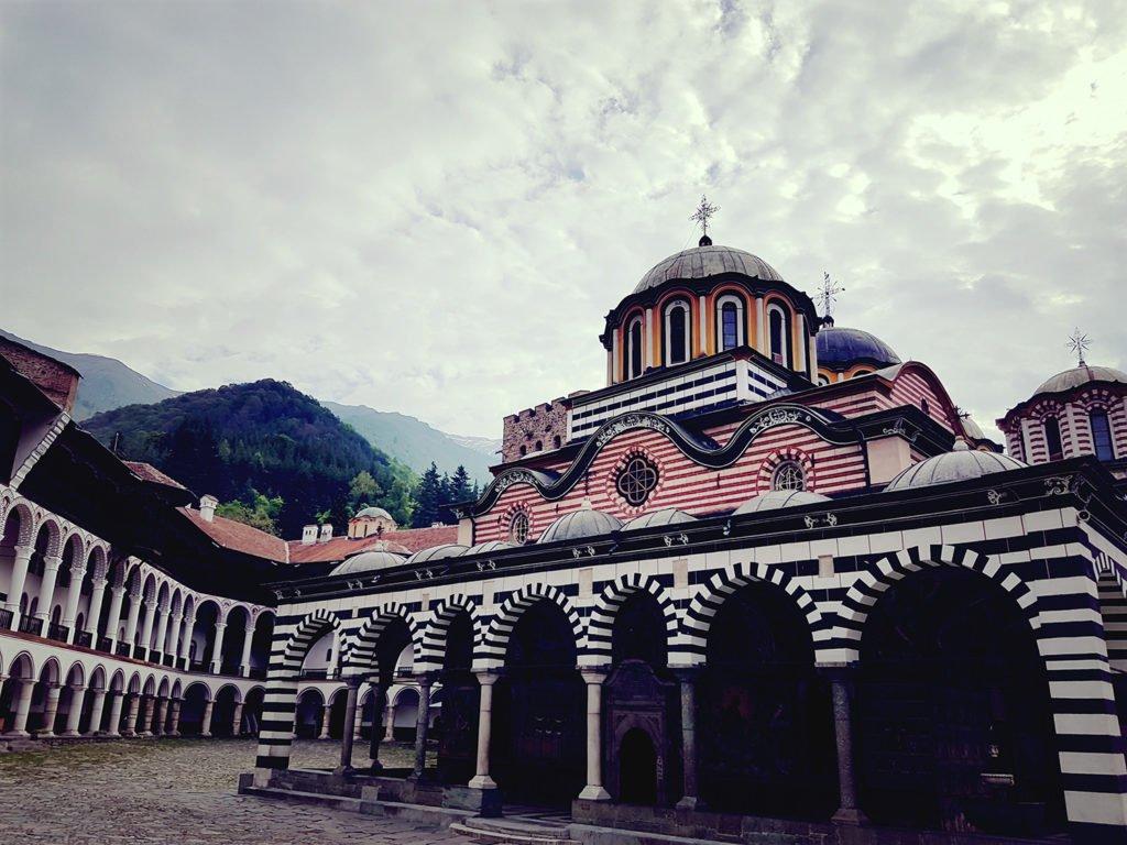 UNESCO Weltkulturerbe Rila Kloster
